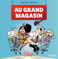 Couverture Au grand magasin Editions Kennes 2021