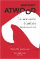 Couverture La servante écarlate Editions Robert Laffont (Pavillons poche) 2021