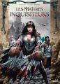 Couverture Les maîtres inquisiteurs, tome 15 : Lilo Editions Soleil 2021