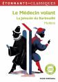 Couverture Le médecin volant suivi de La jalousie du barbouillé Editions Flammarion (Étonnants classiques) 2014