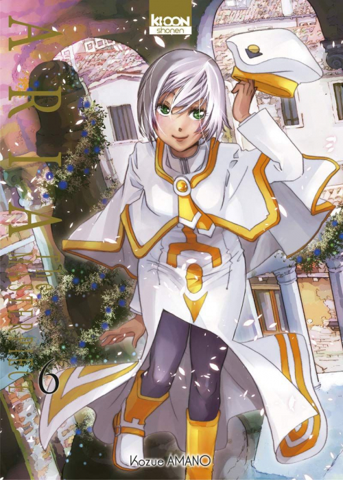 Couverture Aria - The Masterpiece, tome 6