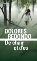 Couverture La trilogie du Baztán, tome 2 : De chair et d'os Editions Folio  (Policier) 2021