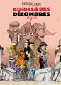Couverture Au-delà des décombres, intégrale Editions Cambourakis 2019