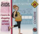 Couverture L'Accro du shopping, tome 5 : L'Accro du shopping attend un bébé Editions VDB 2008