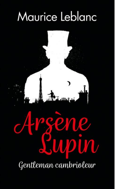 Couverture Arsène Lupin gentleman cambrioleur