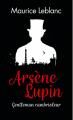 Couverture Arsène Lupin gentleman cambrioleur Editions France Loisirs 2021
