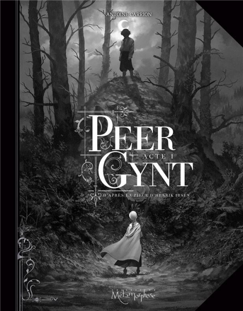 Couverture Peer Gynt, tome 1