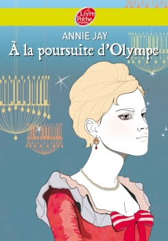 Couverture A la poursuite d'Olympe