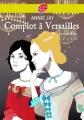 Couverture Complot à Versailles, tome 1 Editions Le Livre de Poche (Jeunesse) 2011
