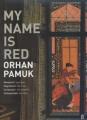 Couverture Mon nom est Rouge Editions Faber & Faber 2008