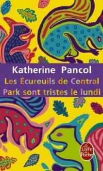 Couverture Joséphine Cortès, tome 3 : Les écureuils de Central park sont tristes le lundi