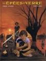 Couverture Les épées de verre, tome 2 : Ilango Editions  2011