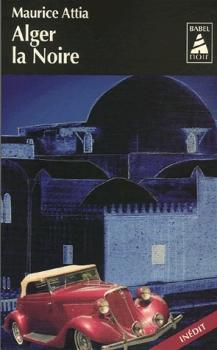Couverture Alger la noire
