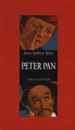 Couverture Peter Pan (roman) Editions Gallimard  (1000 soleils) 1989