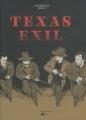 Couverture Texas exil Editions Paquet (Roman Graphique) 2011