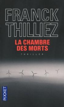 Couverture Lucie Hennebelle, tome 1 : La Chambre des morts