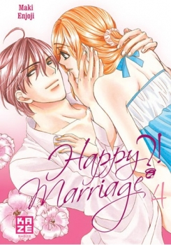 Couverture Happy Marriage!?, tome 04