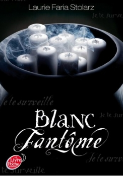 Couverture Bleu cauchemar, tome 2 : Blanc Fantôme