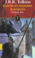 Couverture Contes et légendes inachevés, tome 1 : Le premier âge Editions Pocket (Junior) 2001