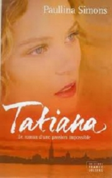 Couverture Tatiana, tome 1