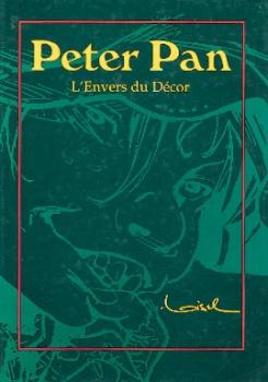 Couverture Peter Pan : L'Envers du Décor