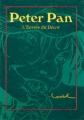 Couverture Peter Pan : L'Envers du Décor Editions Dargaud 2002