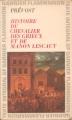 Couverture Histoire du chevalier Des Grieux et de Manon Lescaut / Manon Lescaut Editions Garnier Flammarion 1967