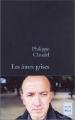 Couverture Les Ames grises Editions Stock 2003