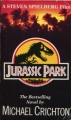 Couverture Jurassic park / Le parc Jurassique Editions Arrow Books 1991