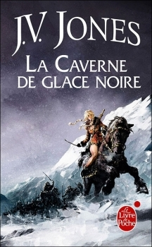 Couverture L'Épée des ombres (poche), tome 1 : La Caverne de glace noire