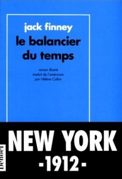 Couverture Le balancier du temps