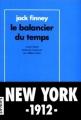 Couverture Le balancier du temps Editions Denoël (Présences) 1995