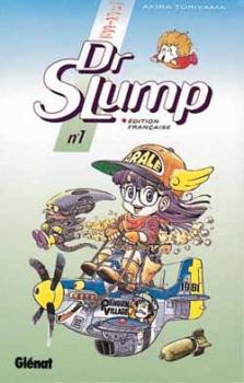 Couverture Dr Slump, tome 01
