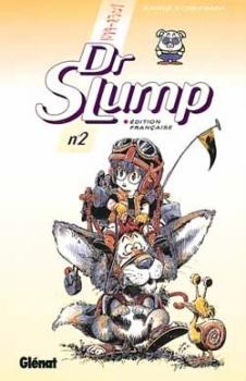 Couverture Dr Slump, tome 02