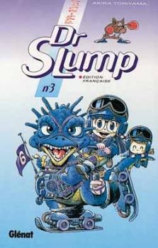 Couverture Dr Slump, tome 03
