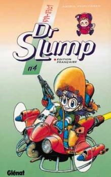 Couverture Dr Slump, tome 04