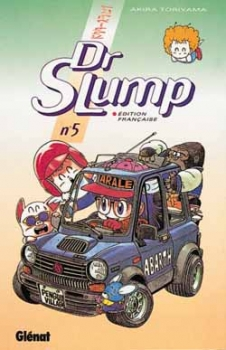 Couverture Dr Slump, tome 05
