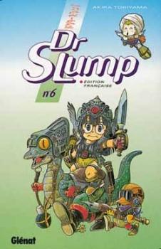 Couverture Dr Slump, tome 06