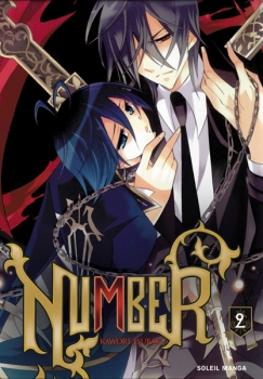 Couverture Number, tome 2