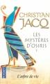 Couverture Les Mystères d'Osiris, tome 1 : L'Arbre de vie Editions Pocket 2005