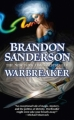 Couverture Warbreaker, tome 1 Editions Tor Books 2009