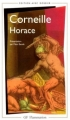 Couverture Horace Editions Flammarion (GF) 2007