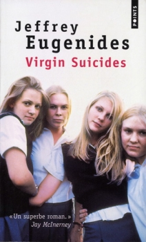 Couverture Virgin Suicides