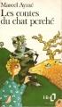 Couverture Les contes du chat perché Editions Folio  1939