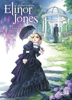 Couverture Elinor Jones, tome 2 : Le bal de printemps