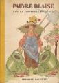Couverture Pauvre Blaise Editions Hachette 1930