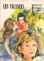 Couverture Les vacances Editions Hachette (Bibliothèque rose) 1972