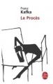 Couverture Le procès Editions Le Livre de Poche 2001