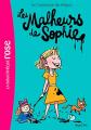 Couverture Les malheurs de Sophie Editions Hachette (Bibliothèque Rose) 2020