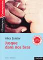Couverture Jusque dans nos bras Editions Magnard (Classiques & Contemporains) 2020